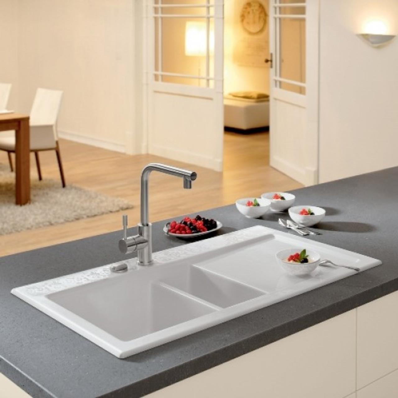 Villeroy Amp Boch Subway 60 Xr Kitchen Sink Sinks