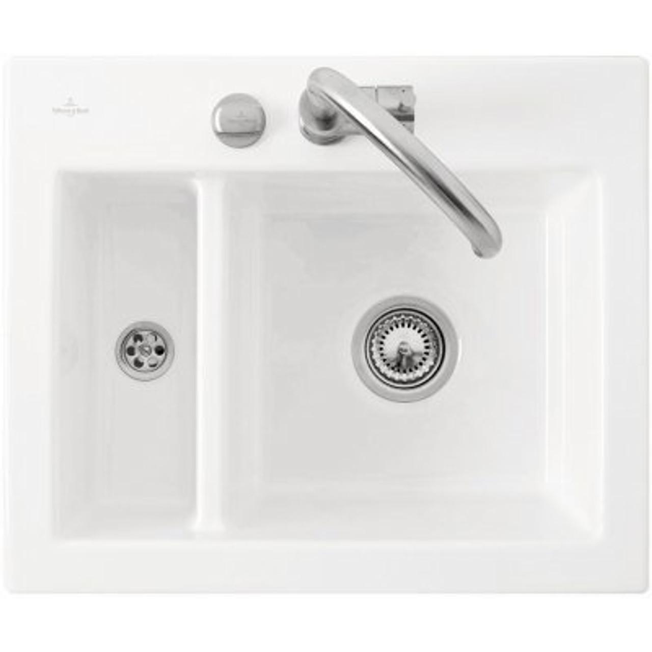 Villeroy Amp Boch Subway Xm Kitchen Sink Sinks