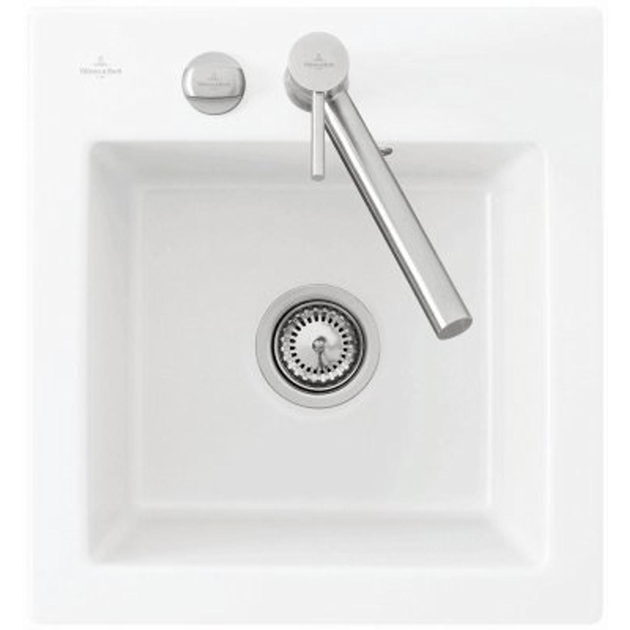 Villeroy Amp Boch Subway Xs Kitchen Sink Sinks