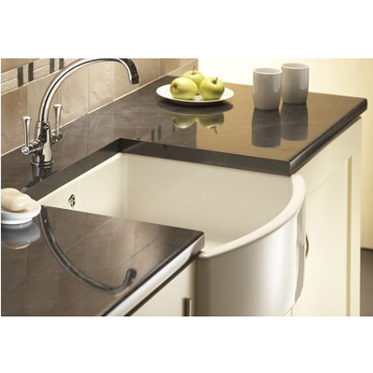 ... Shaws Waterside 800 Kitchen Sink ...
