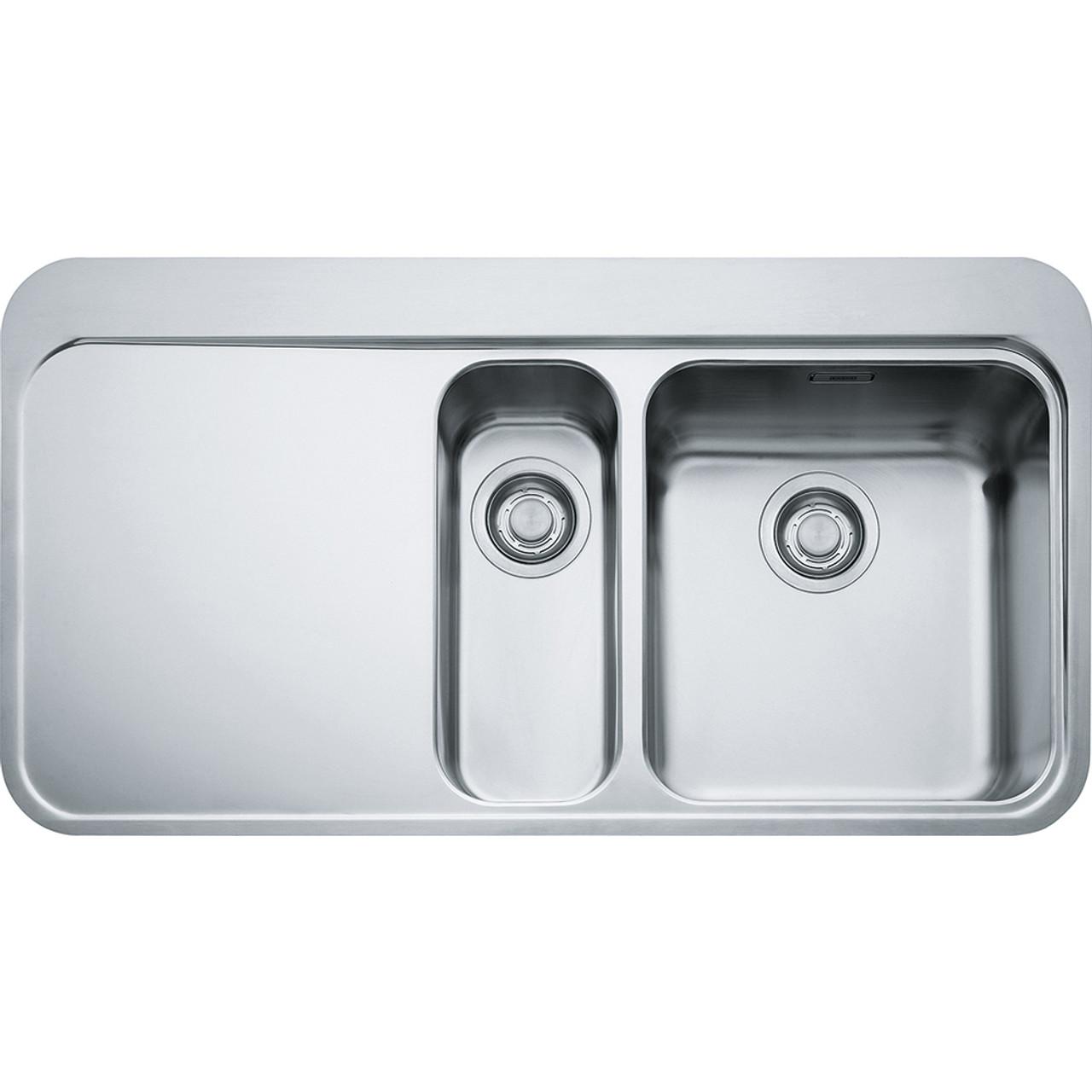 franke sinos snx251 stainless steel kitchen sink sinks. Black Bedroom Furniture Sets. Home Design Ideas