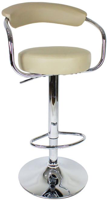 Zenith Bar Stool Cream
