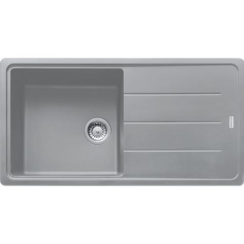 Franke Basis BFG611-970 Fragranite Stone Grey Kitchen Sink