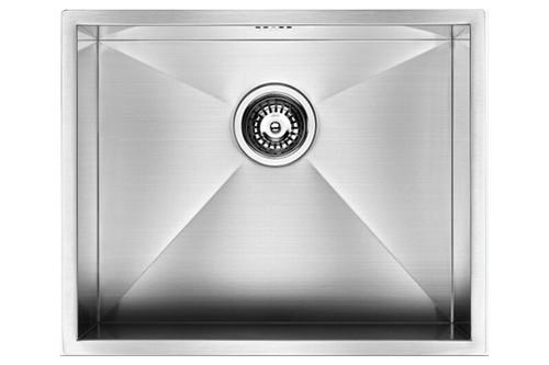 1810 Zenuno 500U Deep Single Bowl Kitchen Sink - Sinks