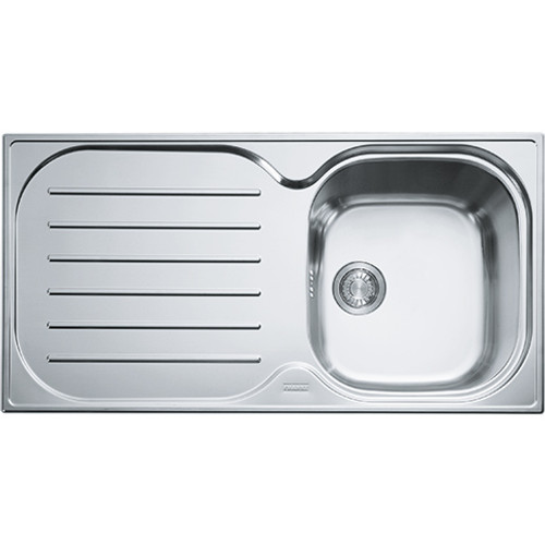 Franke Compact Plus Cpx P611 965 Stainless Steel Kitchen Sink