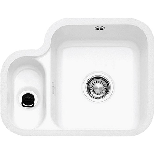 Franke VBK160 Ceramic White Kitchen Sink - Sinks