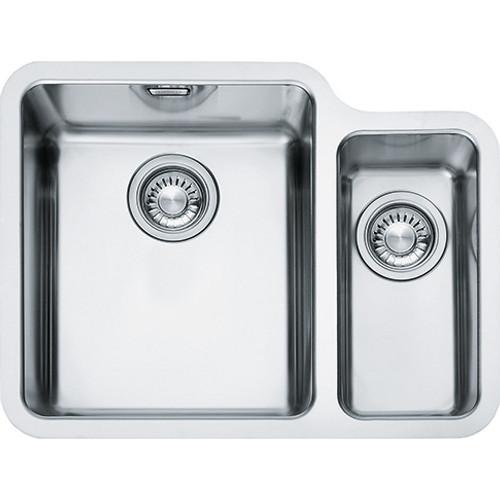Franke Kubus KBX160 34-16 Stainless Steel Kitchen Sink - Sinks