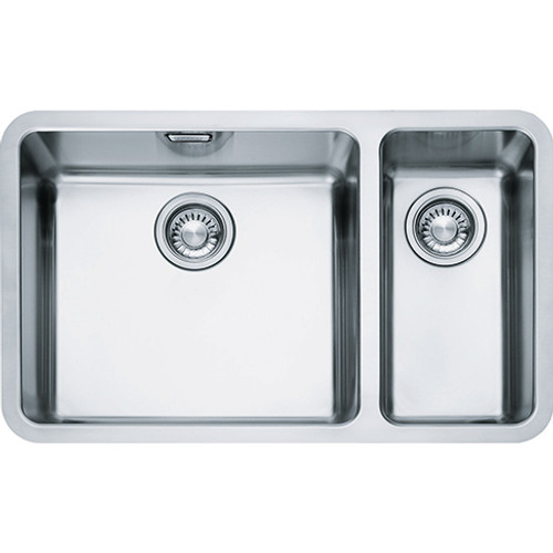 Franke Kubus KBX160 45 20 Stainless Steel Kitchen Sink