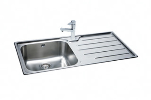 kitchen sink phoenix carron 100 kitchen sink sinks 2816