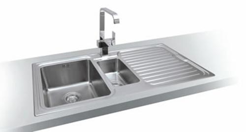 County Kendal 1.5 Kitchen Sink