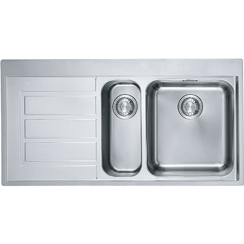 Franke Epos EOX651 Stainless Steel Kitchen Sink