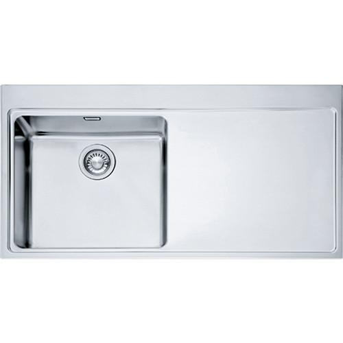 Franke Mythos MMX211 Stainless Steel Kitchen Sink - Sinks