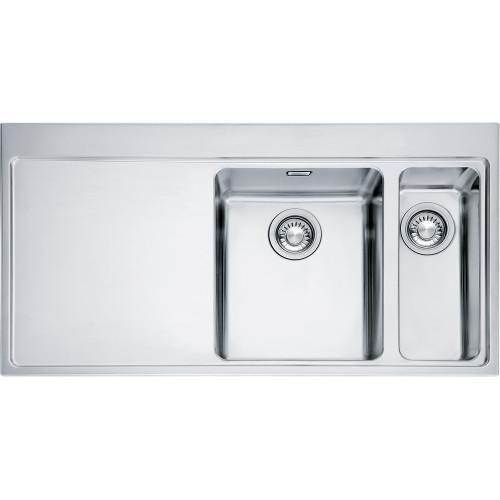 Franke Mythos MMX261 Stainless Steel Kitchen Sink