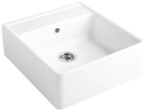 Franke Belfast Bak710 Ceramic White Kitchen Sink Sinks