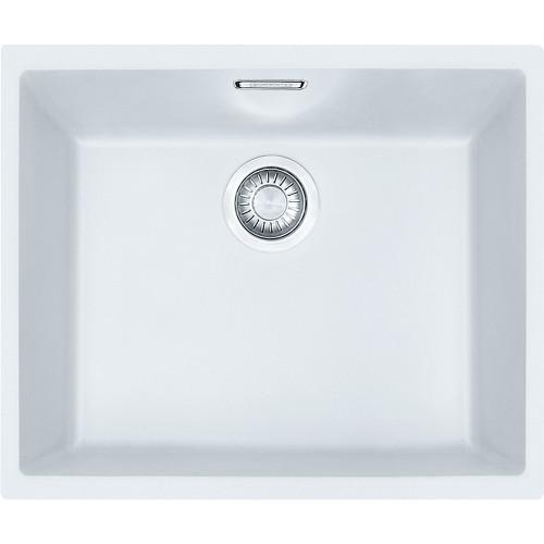 Franke Sirius SID110-50 Tectonite Polar White Kitchen Sink