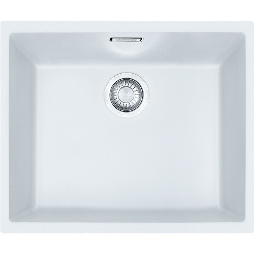 Attrayant Franke Sirius SID110 50 Tectonite Polar White Kitchen Sink