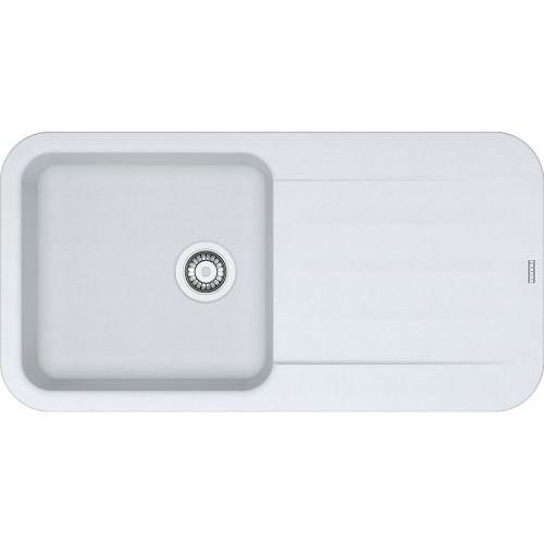 White Kitchen Sink Franke pebel pbg611 97 fragranite polar white kitchen sink sinks franke pebel pbg611 97 fragranite polar white kitchen sink workwithnaturefo