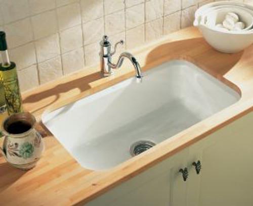 Bon Kohler Bakersfield Undermount Kitchen Sink