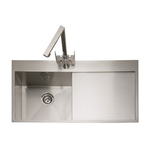 Caple Cubit 100 Kitchen Sink