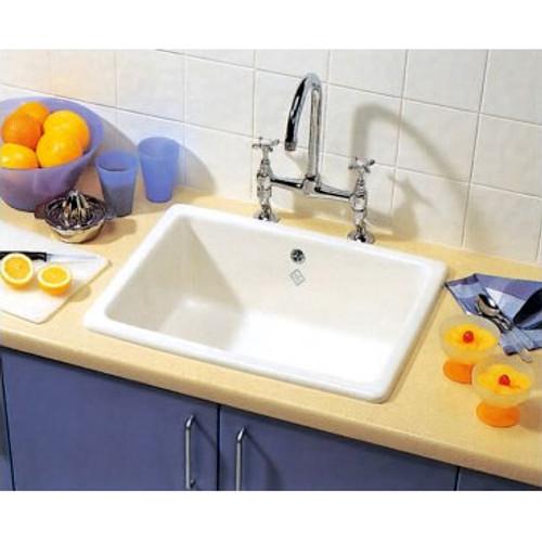 Shaws Classic Inset 800 Kitchen Sink - Sinks