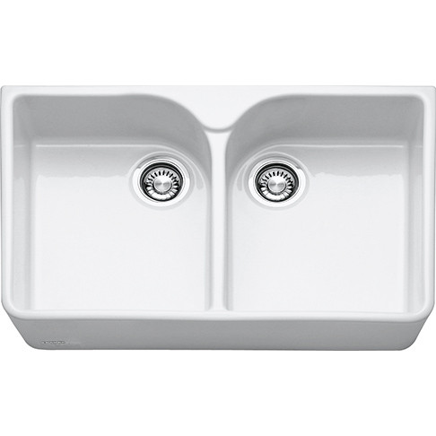 Franke Belfast VBK720 Ceramic Kitchen Sink - Sinks