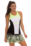 High Neck Colorblock Tennis Tank LIL-CT292-718 Image 21