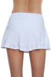 Eleven Women's Strike Solid Jamming Flounce Tennis Skirt E-CO276S Image 17