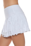 Fringe Tennis Skirt