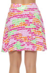 Monet Long Pull On Golf Skort
