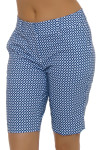 Annika Women's Above Board Darya Print Golf Shorts