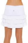 Bargray Women's Newport Pull On White Skort | Golf or Tennis Wear