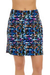 wing Control Women's Spring Kaliedescope Masters Pull On Golf Skort