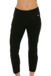 Swing Control Women's Spring Snap Master Golf Crop Pants