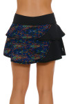 Tonic Active Women's Kaleidoscope Breeze Tennis Skirt TO-LS8044-KLS Image 5