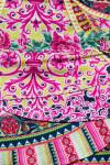 Lucky In Love Women's Venice Print Scallop Tennis Skirt - 2 Lengths