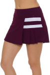 Tonic Active Women's Imperial Niroh Tennis Skirt TO-8112-118-Imperial image 2