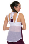 Tonic Active Women's Imperial Muto Workout Tank TO-2225-118-Imperial Image 2