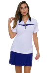 GGBlue Women's Defined Vera Golf Polo Shirt