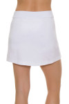 Redvanly Women's Echo Clinton White Tennis Skirt RV-AD1282-WHT Tennis Image 5