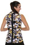 GGBlue Women's Velocity Holly Golf Sleeveless Shirt