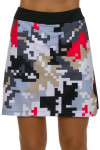 EP Pro NY Women's Gold Standard Abstract Puzzle Pull On Golf Skort-8