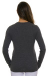 EP Pro NY Women's Gold Standard Abstract Puzzle Sweater EPNY-4341NCD Image 2