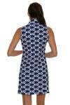 Melly M Coco Navy Delray Dress -4
