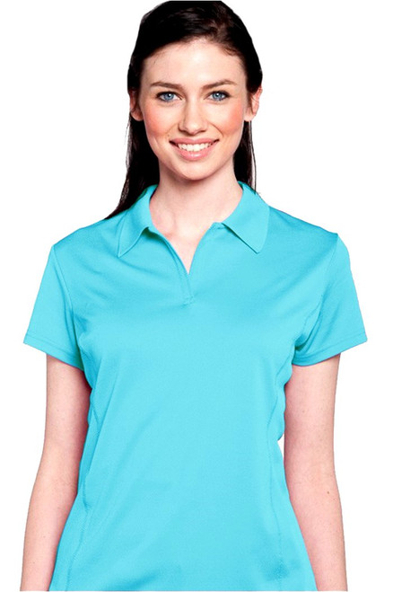 Sport Haley Short Sleeve Aerocool Polo