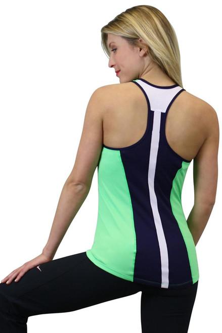 Nike Womens Multicolor Racer Tank- 2 colors