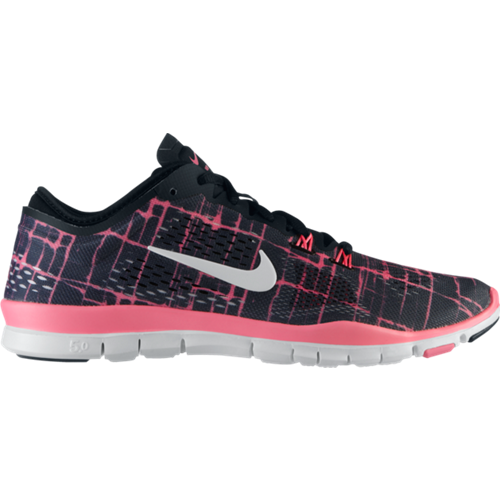 Nike Women's Free 5.0 TR Fit 4 Print Training Shoe
