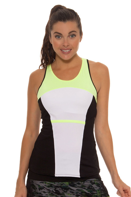 Tennis Wear l Lucky In Love Into The Woods  Tennis Tank : CT292