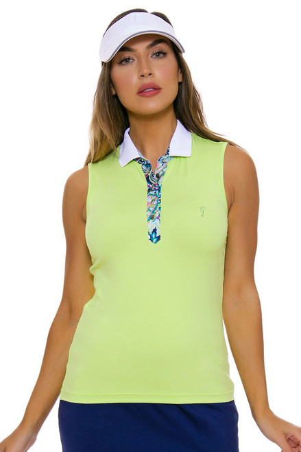 Golfino Women's Dream Cruise Dry Comfort Golf Sleeveless Shirt