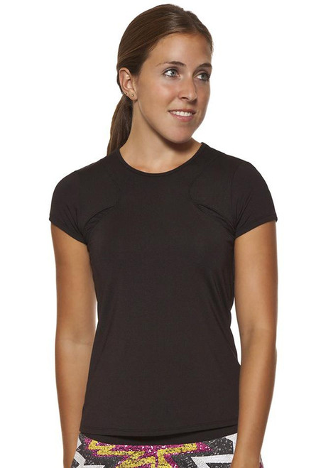 Cap Sleeve Tennis Top