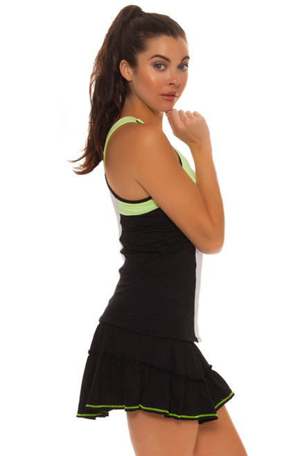 Tennis Clothes  l Lucky In Love Into The Woods Tennis Skirt